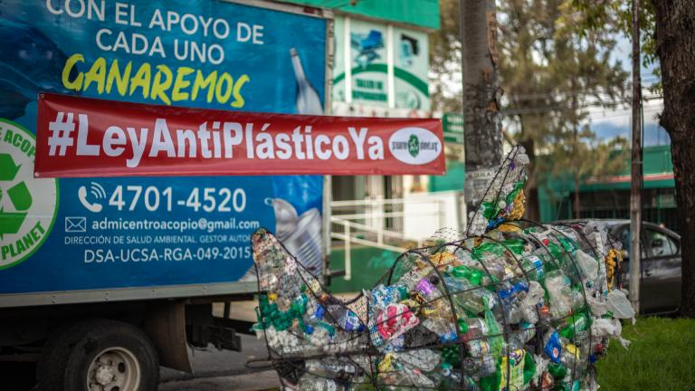 Plastic Attack. Christopher Brosse